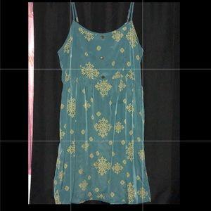 Lovely printed summer dress